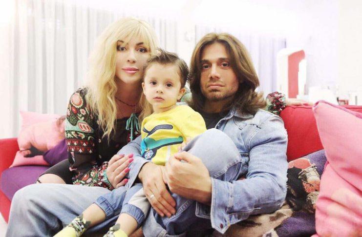 Ирина Билык показала сыновей и невестку