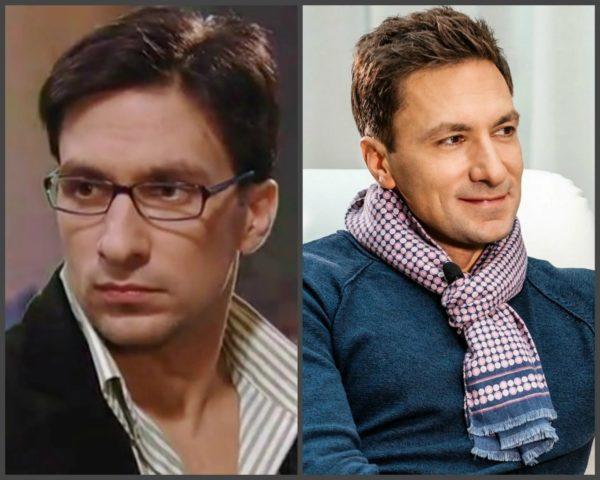Андрій Жданов - Григорій Антипенко