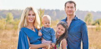 Горбачева, Никитин и дети