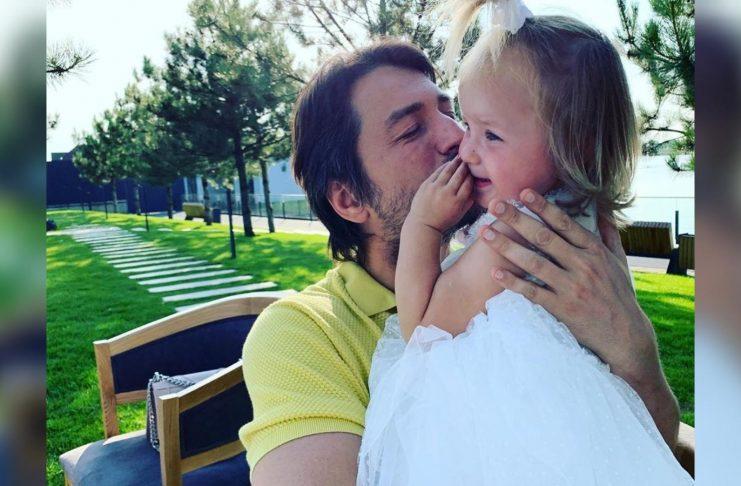 Притула с дочерью Соломией