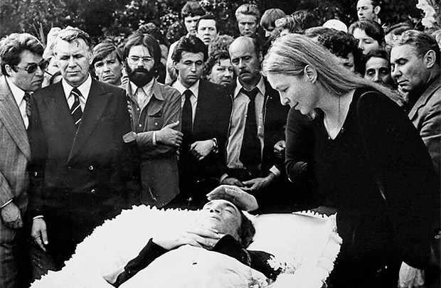 Похорон Володимира Висоцького