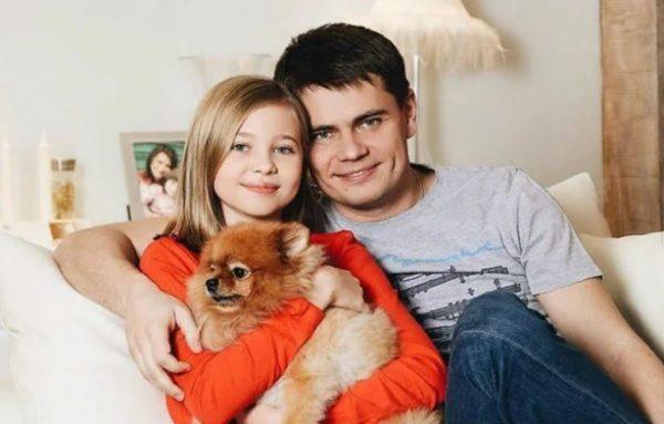 Сын Сергей и дочка Александра