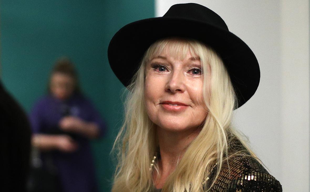 Фото Елены Кондулайнен в 2020 году