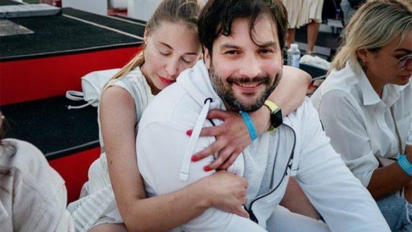 Борис Ельцин-младший с девушкой