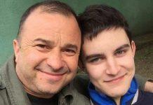 Віктор Павлік з тяжкохворим сином