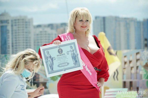 13 размер — гордость Украины