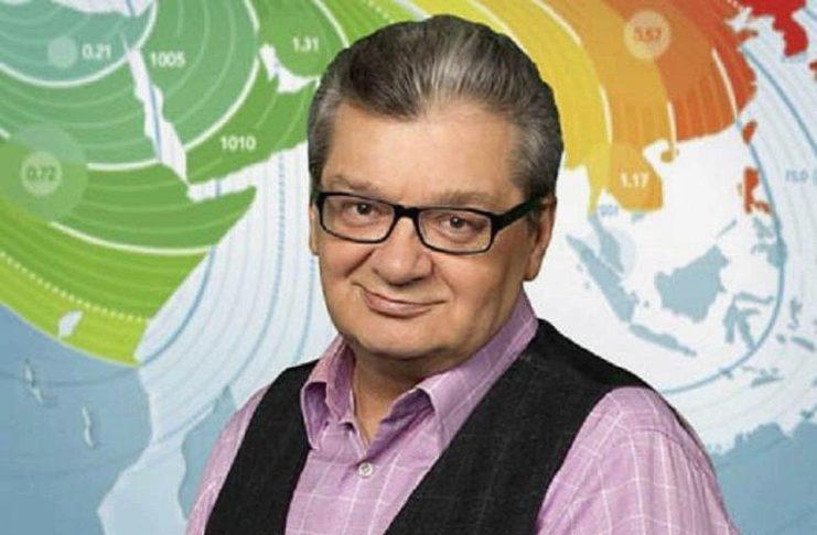 Умер телеведущий Александр Беляев