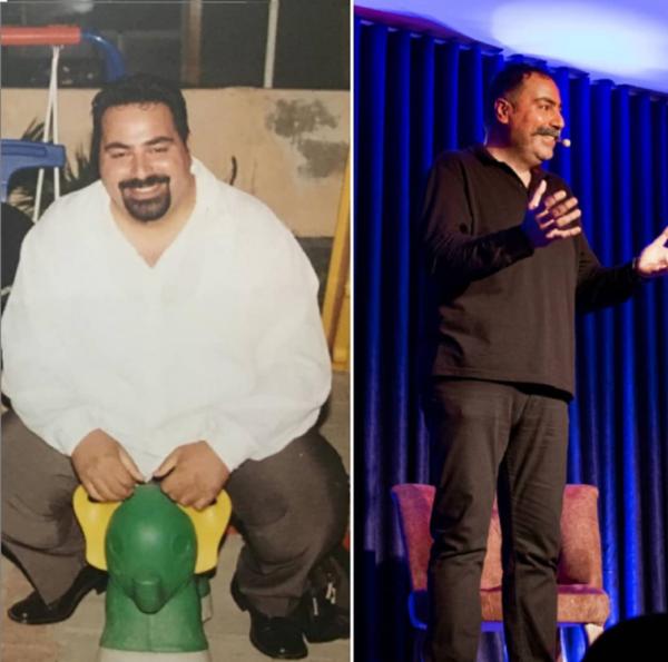 актор з «Чудового століття» сильно схуд