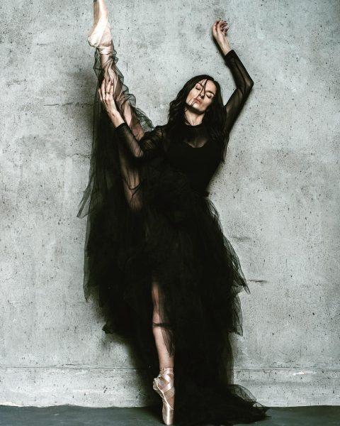 Мейхер мечтала стать балериной