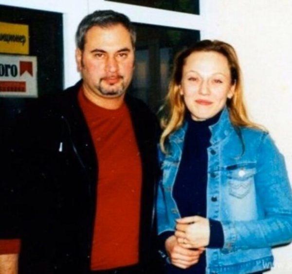 Альбина и Валерий в начале нулевых