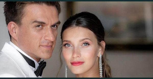 Регина Тодоренко трогательно поздравила мужа с ситцевой свадьбой