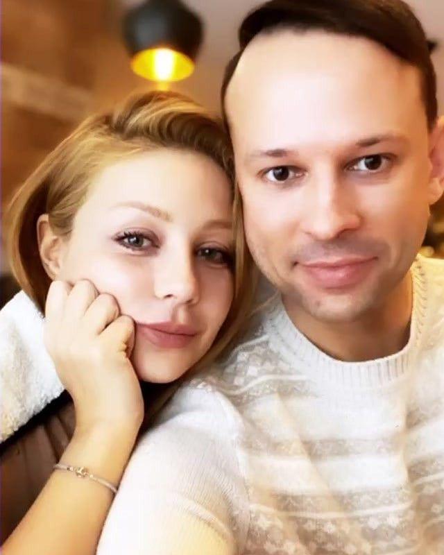 Тіна Кароль і чоловік