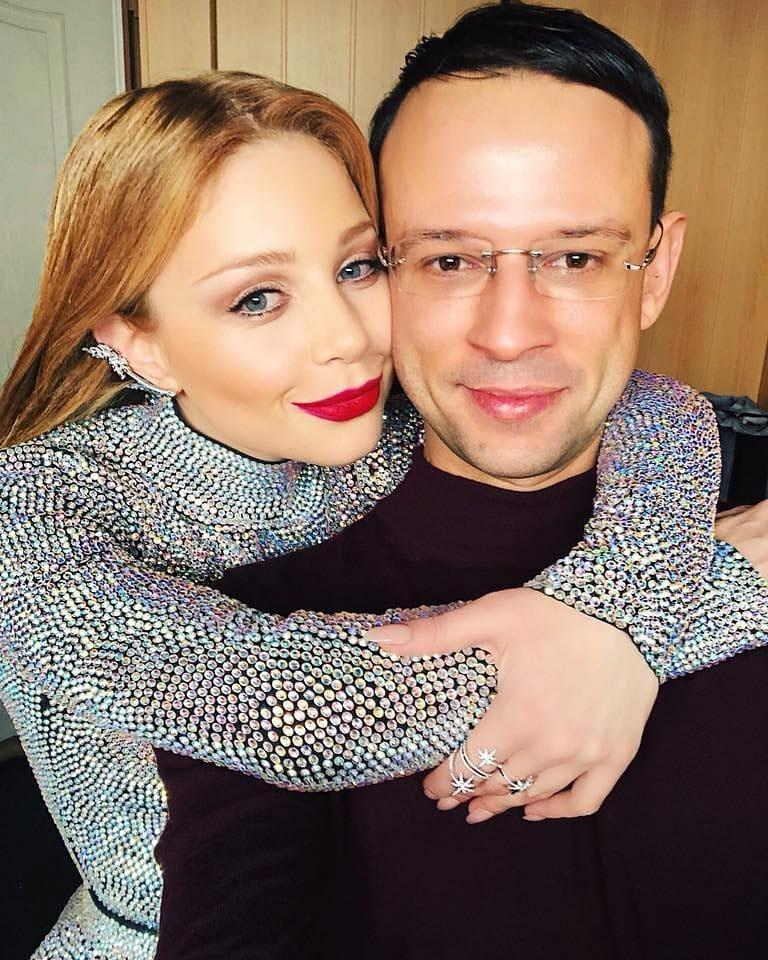 Тіна Кароль і Павло Орлов
