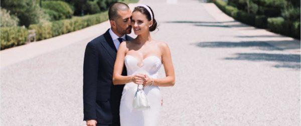 Андрес вышла замуж за миллионера