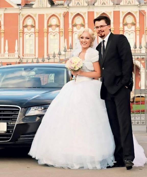 Гарик Харламов и Юлия Лещенко