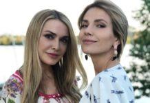 Ольга Сумська та її дочка Анна