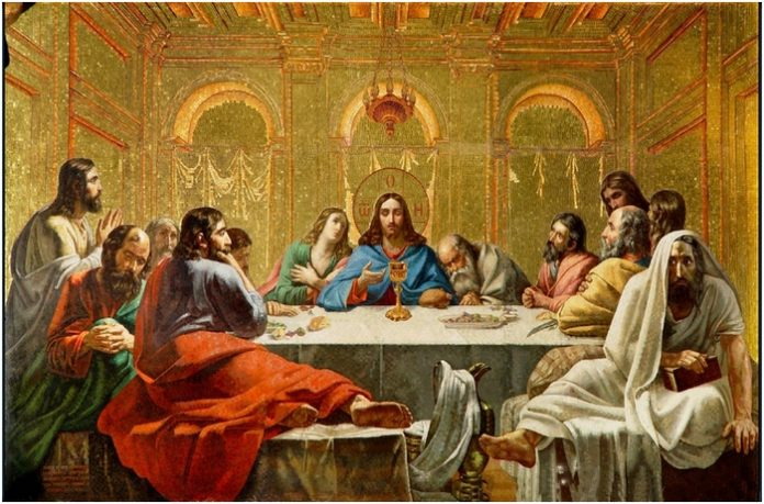 Ісус знав про зраду Юди
