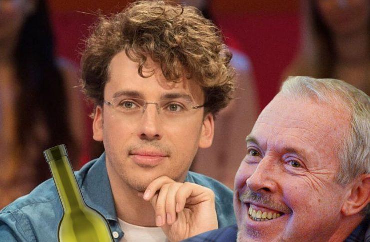 Максим Галкин и Андрей Макаревич