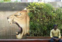 Фалько і його графіті