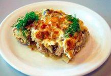 Новий рецепт м'яса по-французьки
