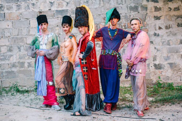 В Україні зняли фільм про геїв-козаків