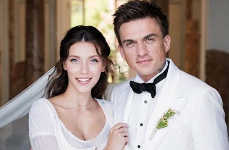 Первая годовщина свадьбы Регины и Влада