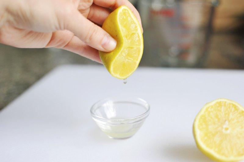 Яблочный уксус можно заменить лимонным соком