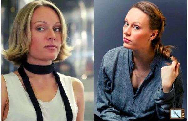 Кіра Воропаєва - Ольга Ломоносова