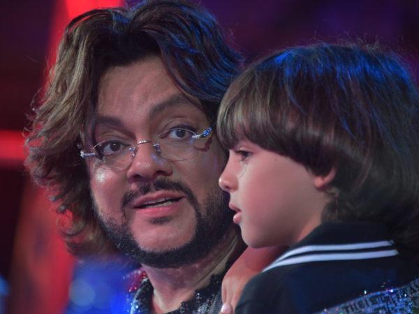 Філіп Кіркоров сплутав чужого сина зі своїм