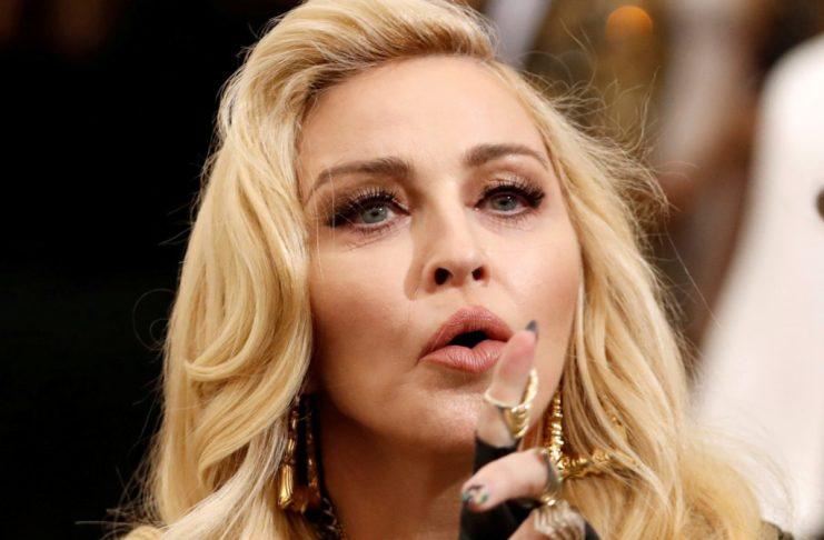 Мадонна вспомнила, что не заплатила миллион