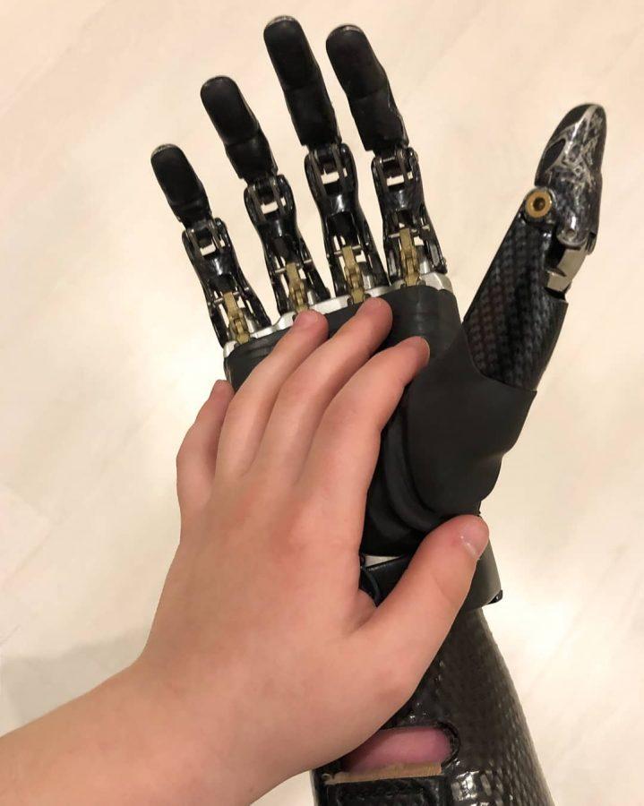 Руки Маргарити Грачової