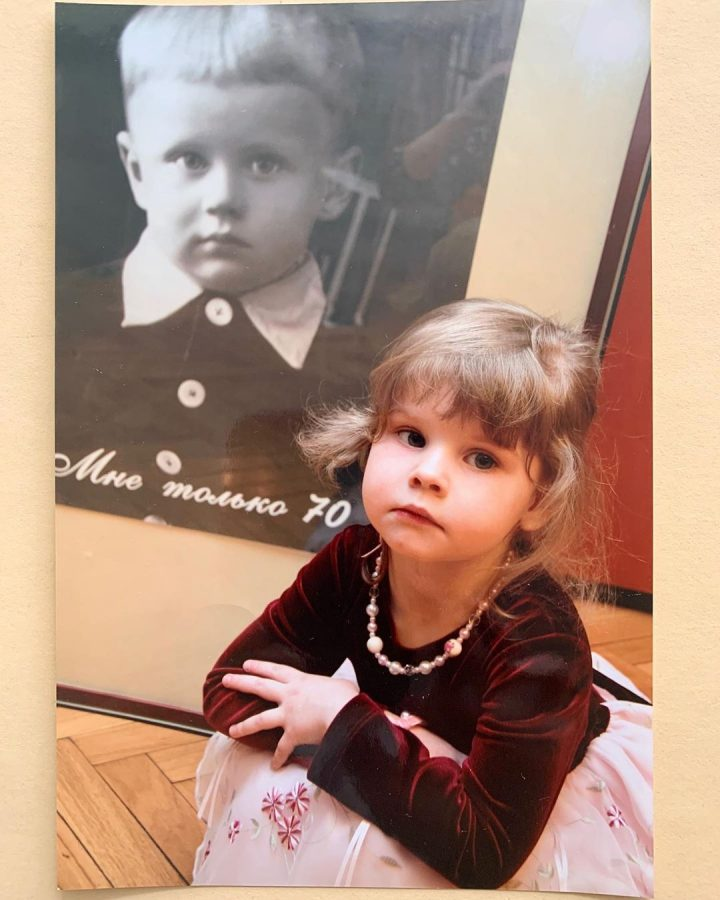 Марии Табаковой 3 года