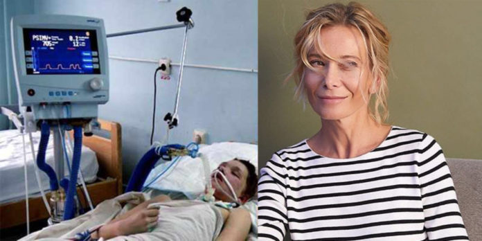 Дочь Юлии Высоцкой после страшного ДТП попала в кому