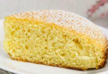 Італійський пиріг за 25 хвилин