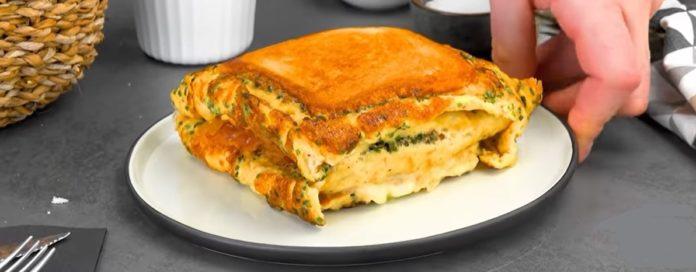 Сендвічі до сніданку