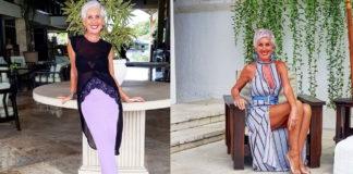 В сети восхищаются телом 62-летней женщины