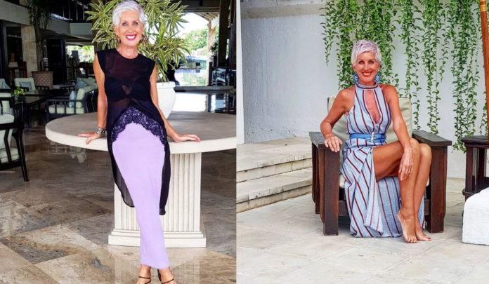 У мережі захоплюються тілом 62-річної жінки