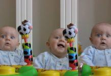 Дитину розсмішив мамин нежить
