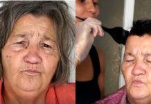 Обычная бабушка похожа на голливудскую звезду