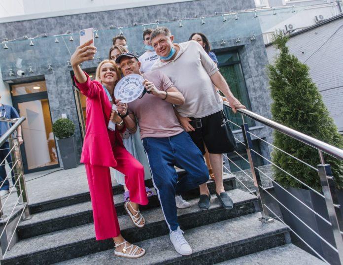 Квартал 95 почав знімати новий серіал для телеканалу Україна