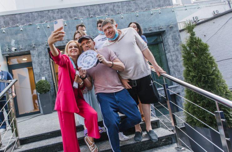 Квартал 95 начал снимать новый сериал для телеканала Украина