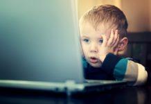 Дитина в Інтернеті з найменших років