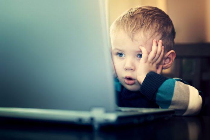 Ребенок в Интернете с самых малых лет