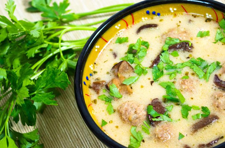 Дуже смачний суп за півгодини