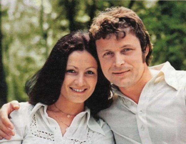 София Ротару с мужем Анатолием