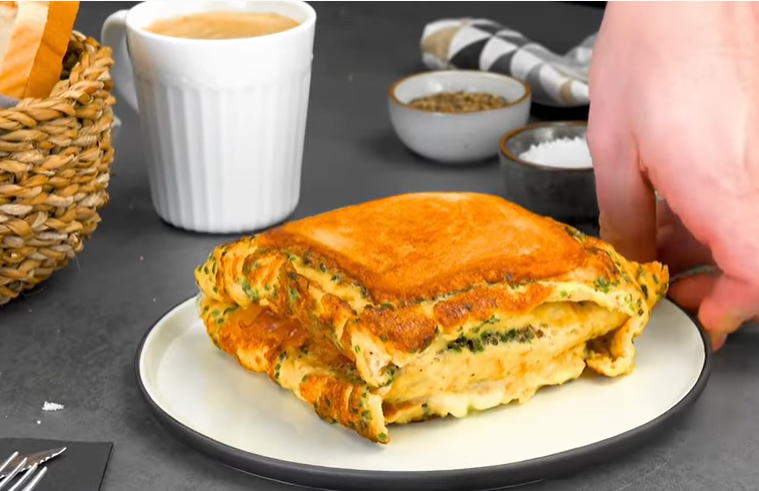 готовий сніданок