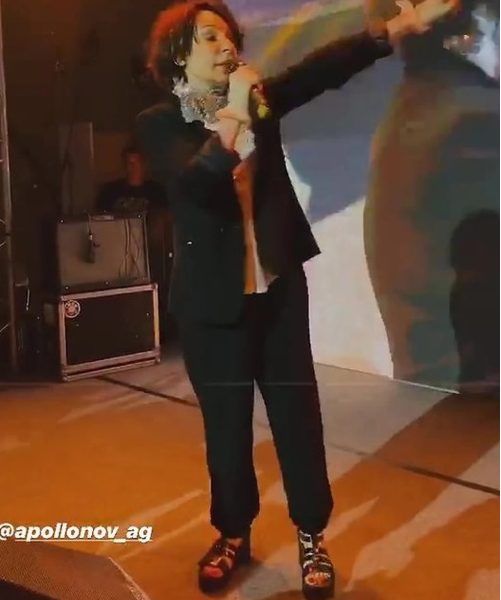 Жанна Агузарова зараз