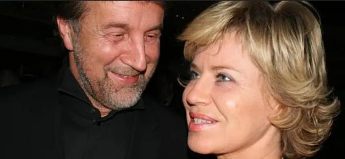Леонід Ярмольник з дружиною Оксаною
