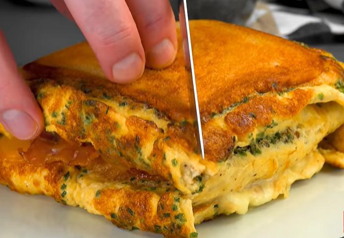 ріжемо сендвіч