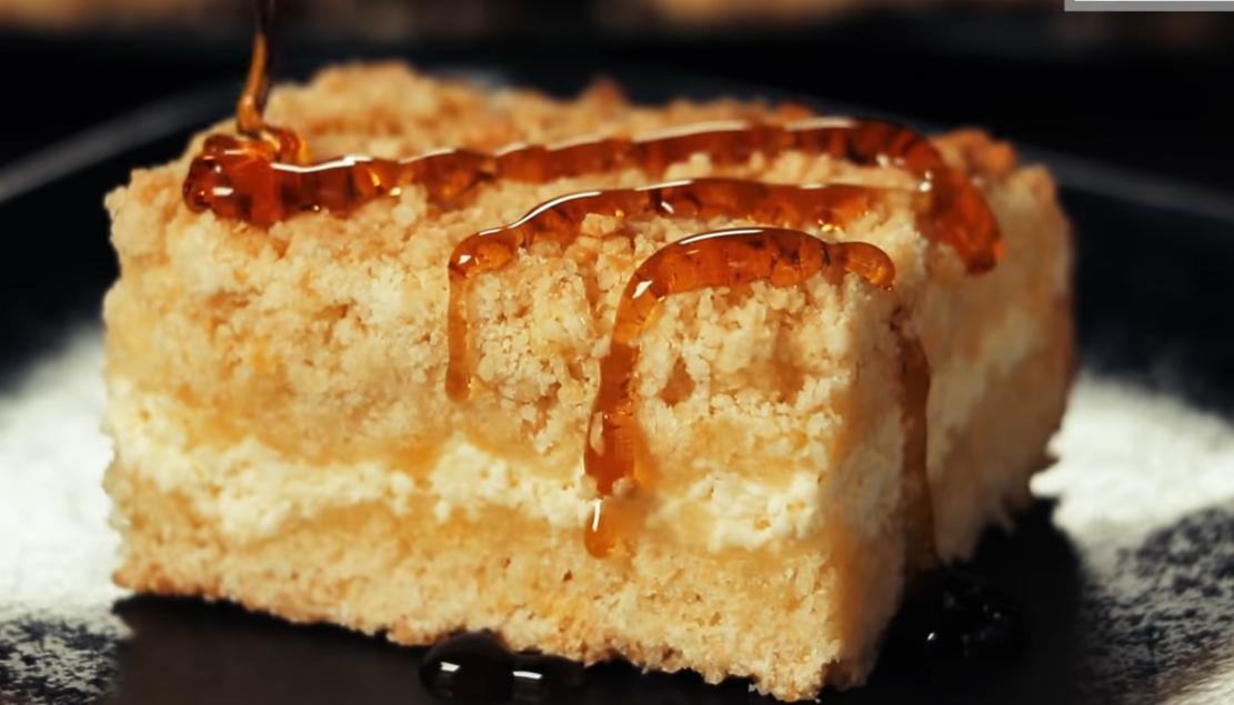Если еще полить медом, то получается просто восхитительный вкус